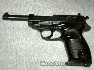 Mitchell's Historic Walther P-38 CYQ Pistol  Guns > Pistols > Walther Pistols > Pre-1945 > P-38