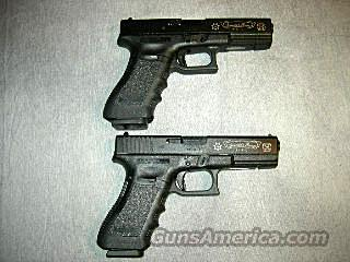 GLOCK 17 AMERICAN HERO COMMERATIVE 9MM PISTOL  Guns > Pistols > Glock Pistols > 17