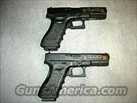 GLOCK 17 AMERICAN HERO COMMERATIVE 9MM PISTOL  Glock Pistols > 17