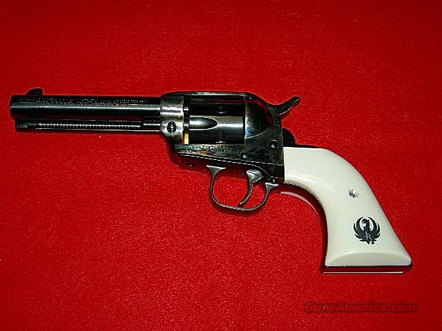 RUGER BNV224SI SINGLE SIX 22LR BLUE REVOLVER  Guns > Pistols > Ruger Single Action Revolvers > Single Six Type