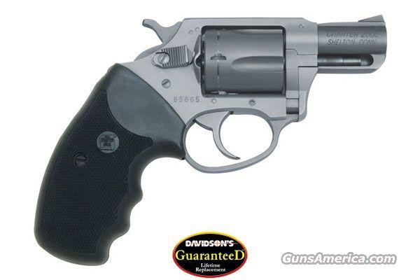 CHARTER ARMS SOUTHPAW 38SPL LEFT-HANDED SS  REVOLVER ***NEW***  Guns > Pistols > Charter Arms Revolvers