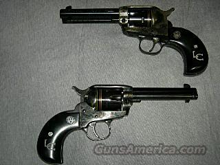 "RUGER SUPER SINGLE SIX ""LAST COWBOY"" CONSECUTIVE SERIAL NUMBERS  Guns > Pistols > Ruger Single Action Revolvers > Cowboy Action"