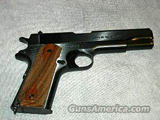 COLT 1911 WWI REPRODUCTION 1918  Guns > Pistols > Colt Automatic Pistols (1911 & Var)