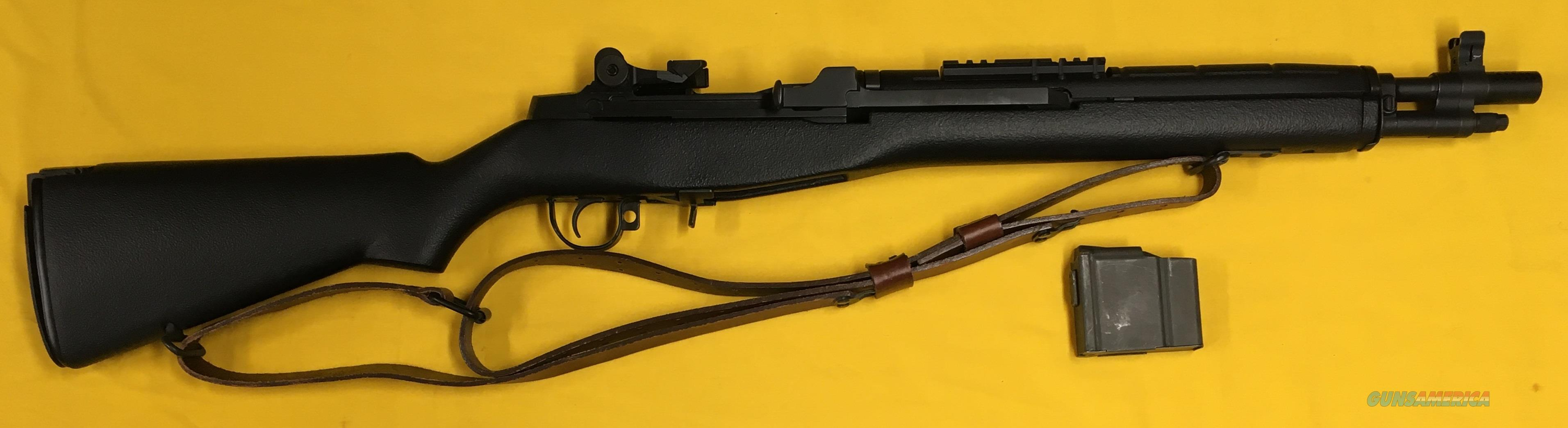 Springfield M1A SOCOM 16, semi-auto, .308 NATO  Guns > Rifles > Springfield Armory Rifles > M1A/M14