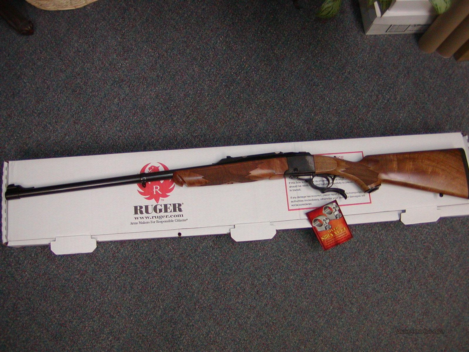 "Ruger No.1-S .45-70 with 26"" barrel!  Guns > Rifles > Ruger Rifles > #1 Type"