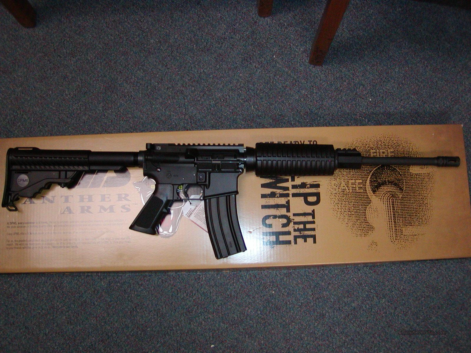 "DPMS Panther 'Oracle' .223REm. 16"" Barrel  Guns > Rifles > DPMS - Panther Arms > Complete Rifle"