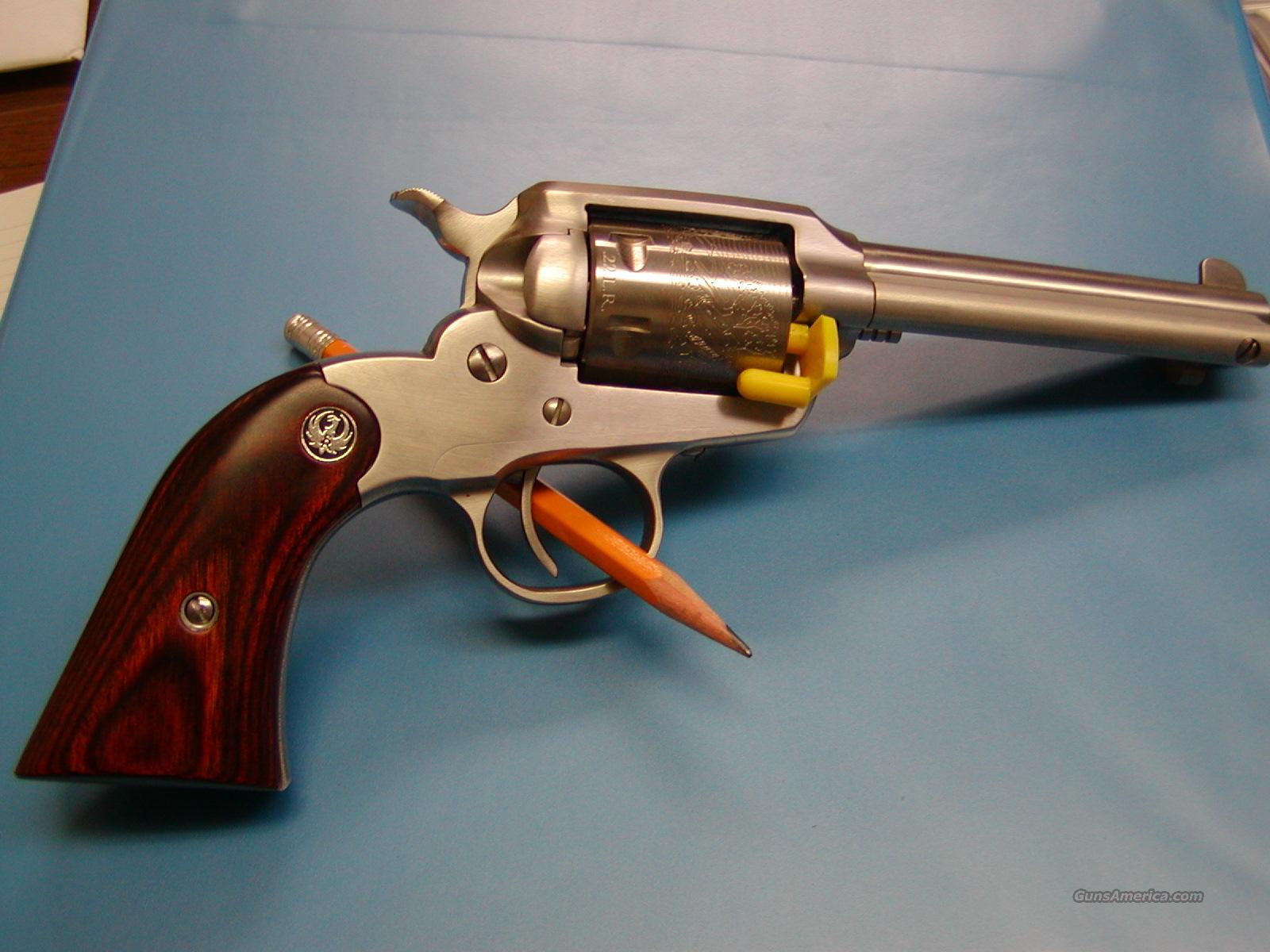 "Ruger Bearcat 4"" Stainless .22LR>  Guns > Pistols > Ruger Single Action Revolvers > Single Six Type"