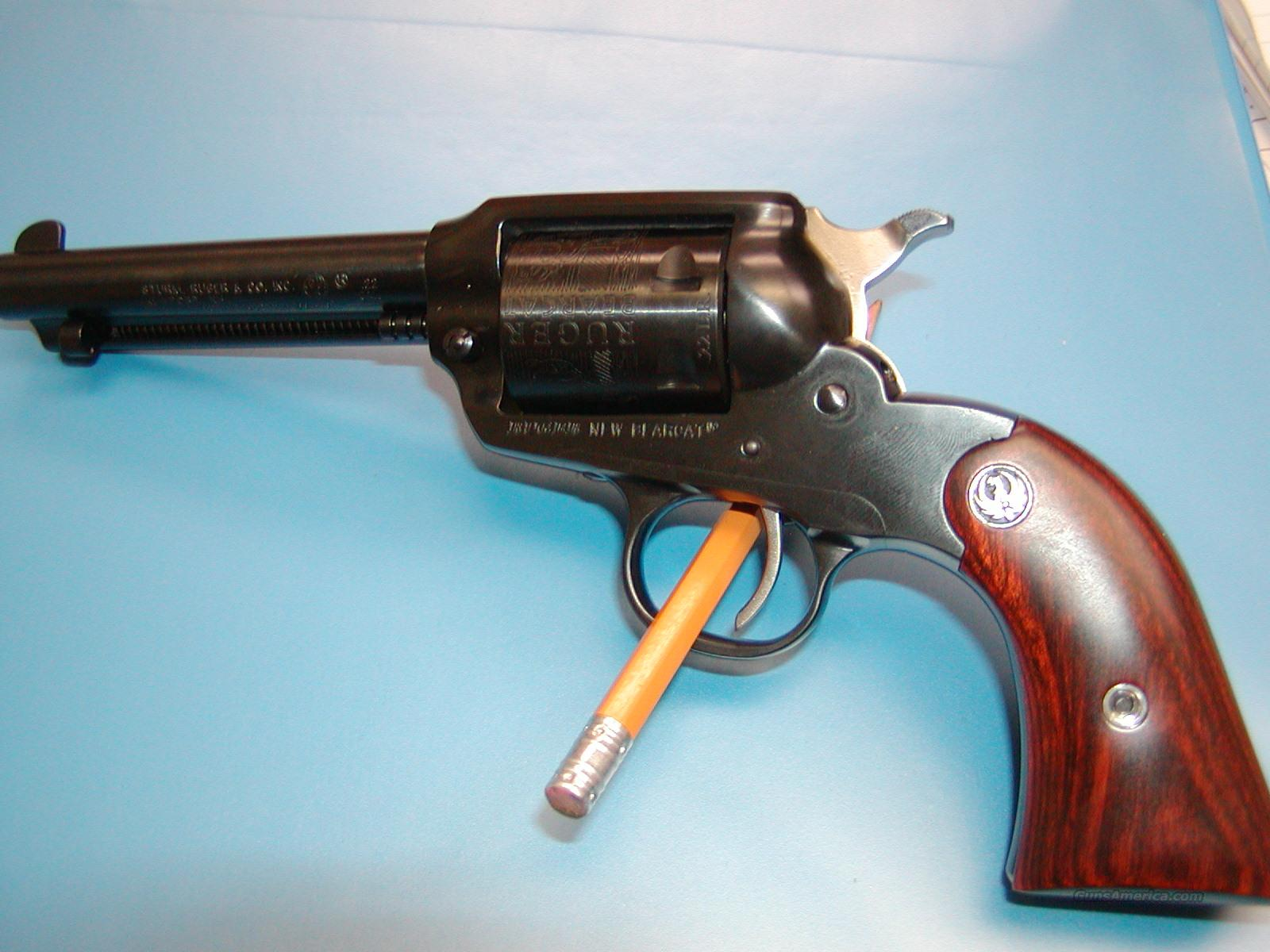 Ruger Bearcat .22LR Blue  Guns > Pistols > Ruger Single Action Revolvers > Single Six Type