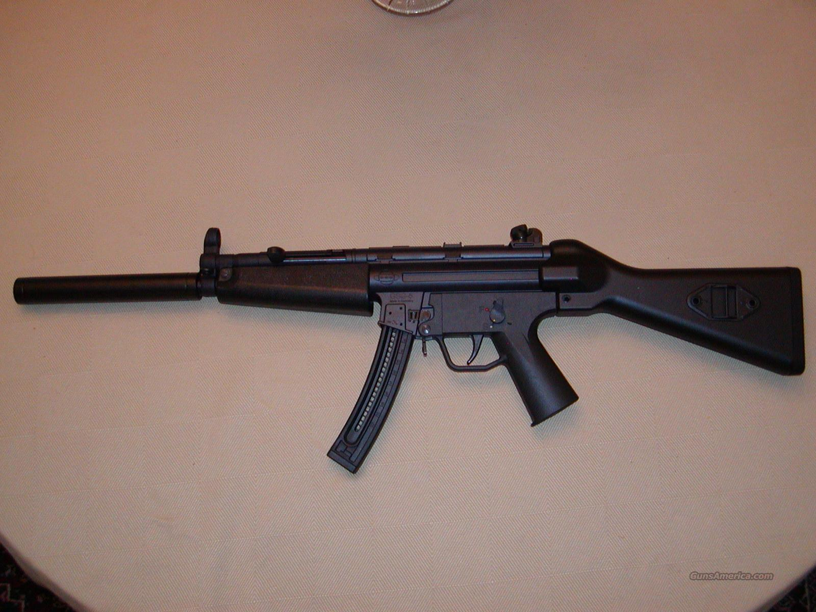 "German Sport Guns MP5 .22lr Carbine 16.25"" barrel  Guns > Rifles > G Misc Rifles"