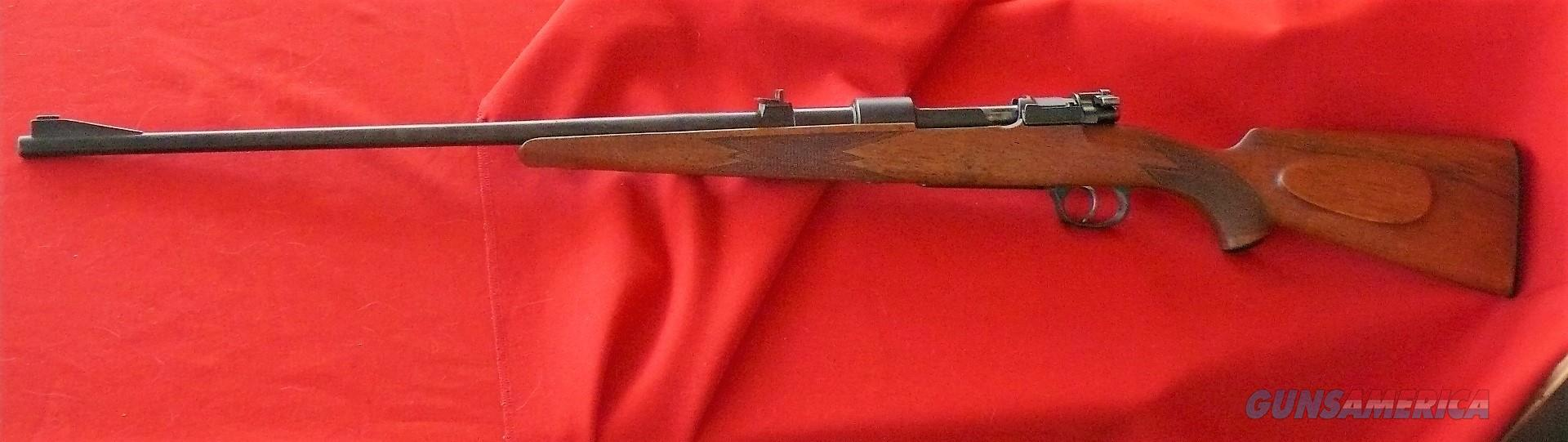 Mauser 98 Sporter Type C Featherweight 8mm FWT Safari  Guns > Rifles > Mauser Rifles > German