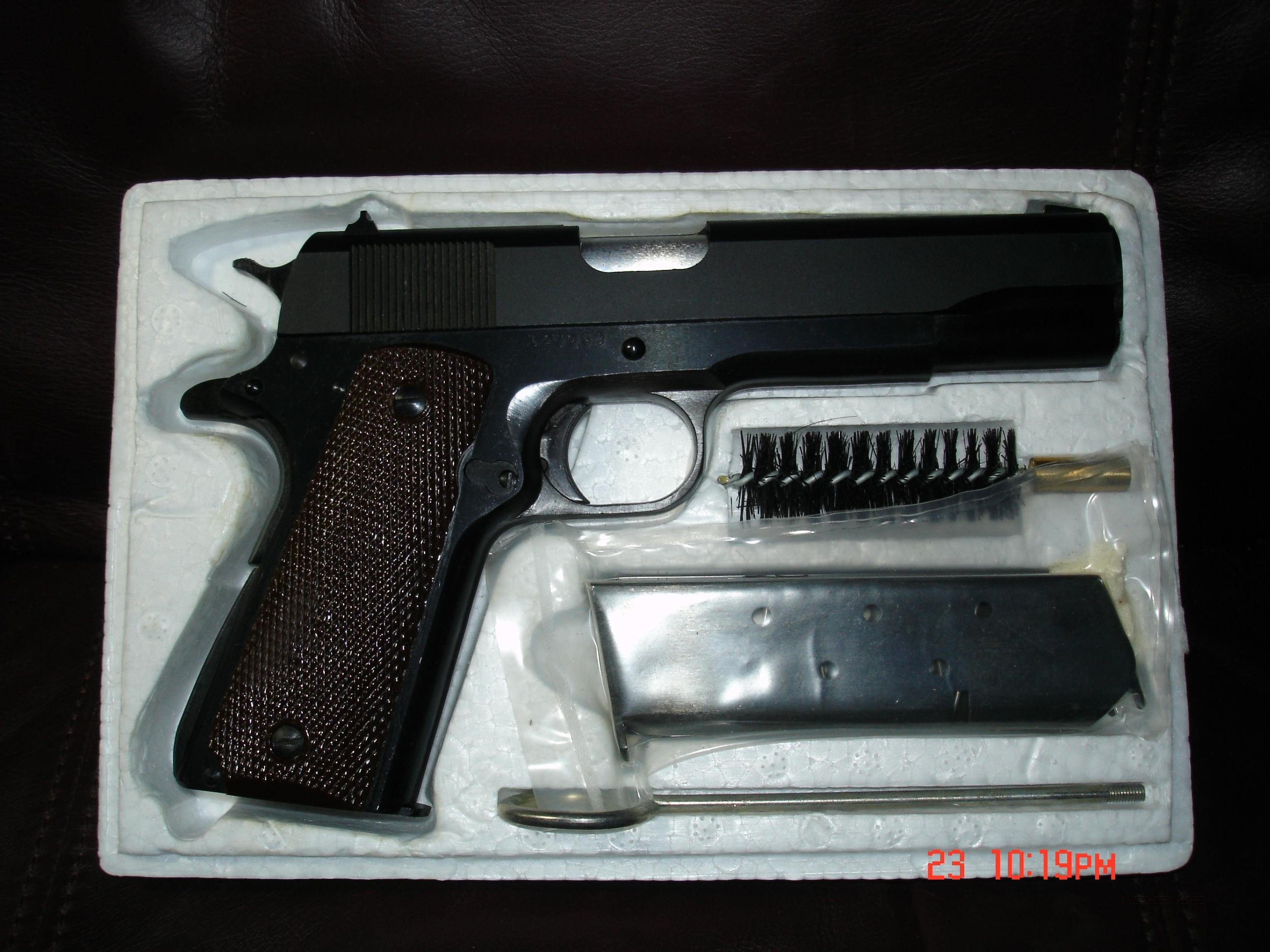 Norinco 1911A1 .45ACP PRE-BAN Pistol - NEW - Made in 1990s - No Longer Imported  Guns > Pistols > Norinco Pistols