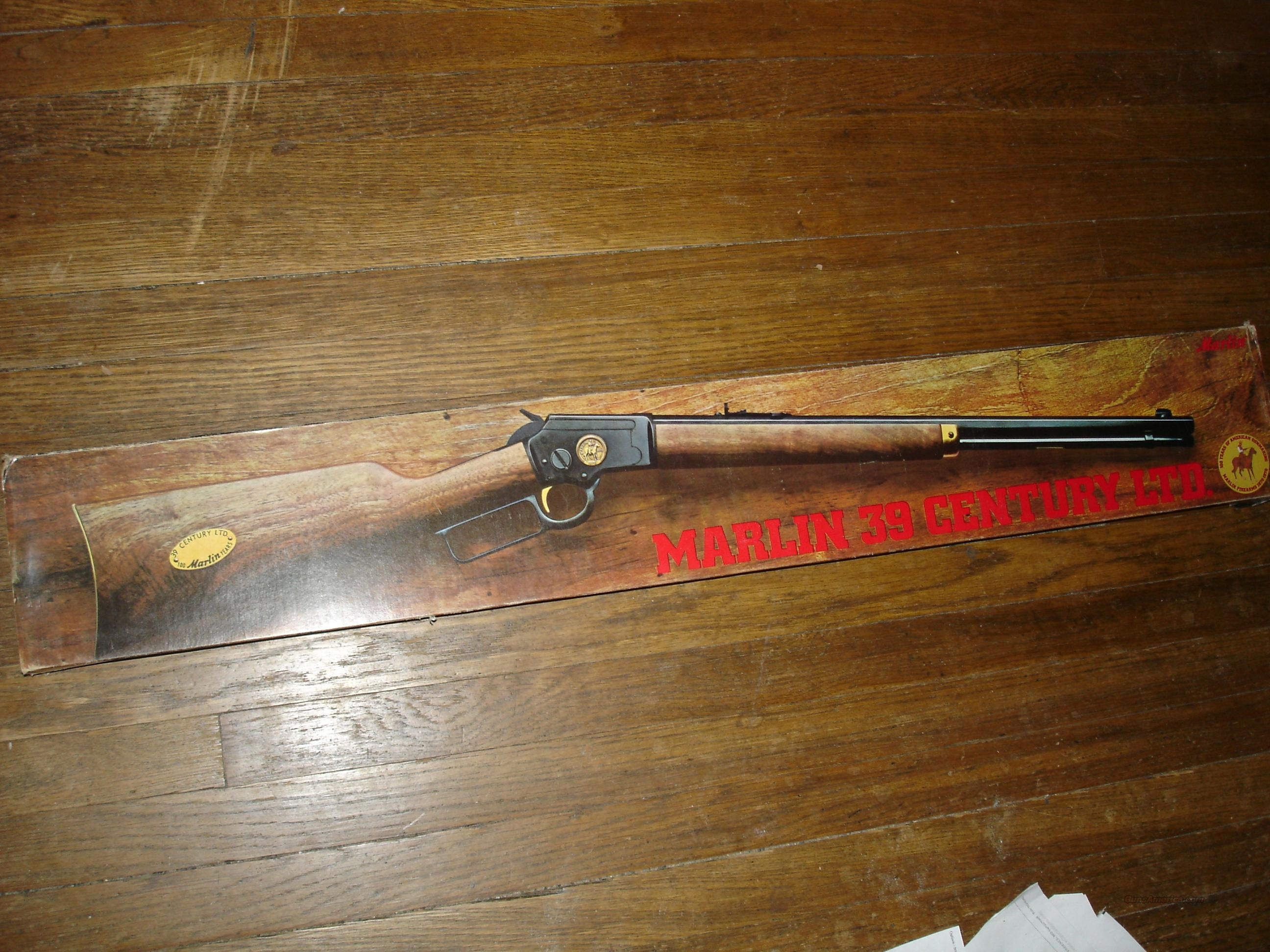 Dating marlin 39a rifles