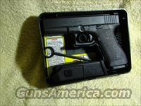 Glock 21 .45ACP - Early Model - Made in Early- to Mid-1990s  Glock Pistols > 20/21
