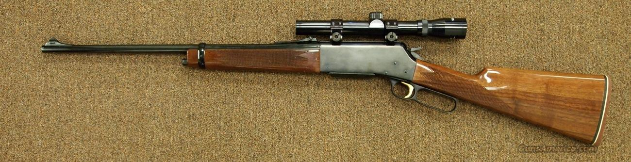Browning Model 81 BLR .223/5.56  Guns > Rifles > Browning Rifles > Lever Action
