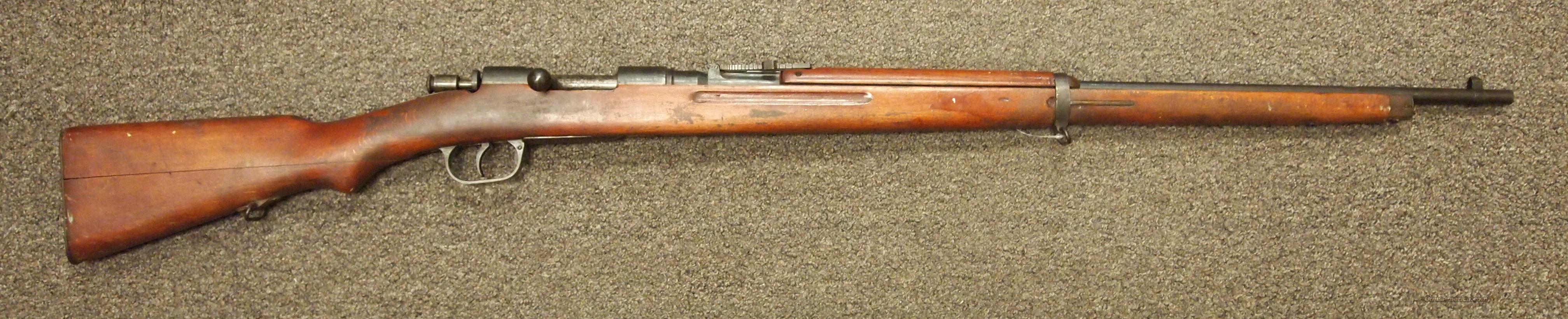 Japanese Carcano Arisaka Type 1 6.5JAP  Guns > Rifles > Military Misc. Rifles Non-US > Other