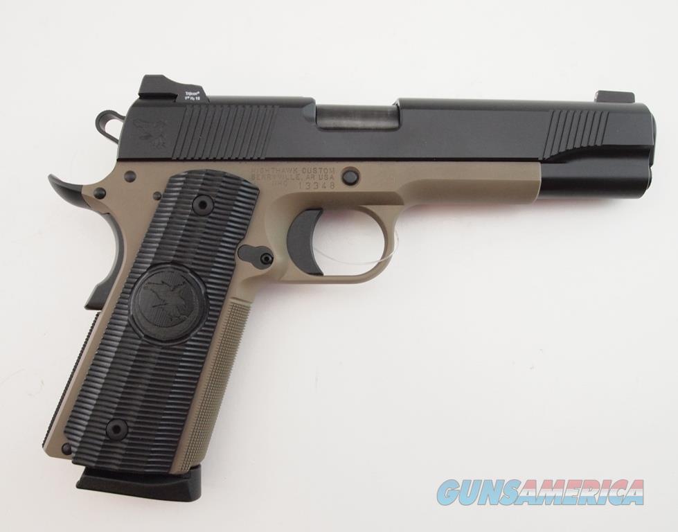 NightHawk Global Response, .45 ACP  Guns > Pistols > Nighthawk Pistols