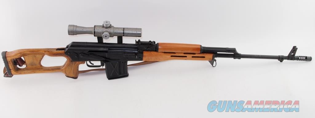ROMARN PSL54C 7.62X54R  Guns > Rifles > Century International Arms - Rifles > Rifles