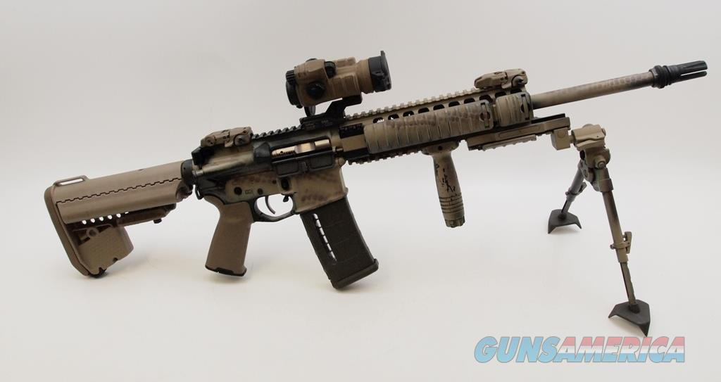 LWRC SSP Package 5.56  Guns > Rifles > AR-15 Rifles - Small Manufacturers > Complete Rifle