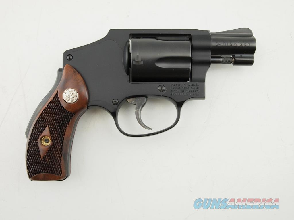 S&W 42-2 .38 SPL+P WBox  Guns > Pistols > Smith & Wesson Revolvers > Small Frame ( J )