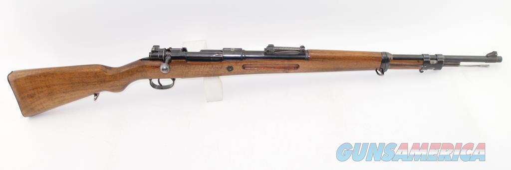 Mauser 98 Standard 8MM  Guns > Rifles > Mauser Rifles > German