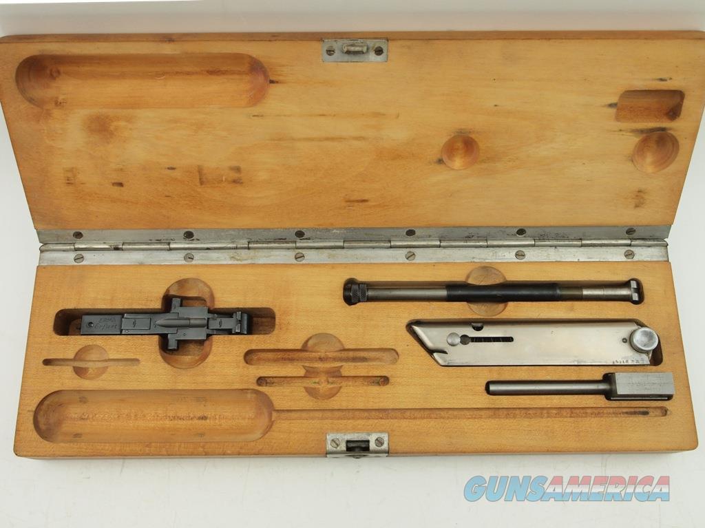 ERMA Luger Conversion Kit With Wood Box .22 LR  Non-Guns > Barrels