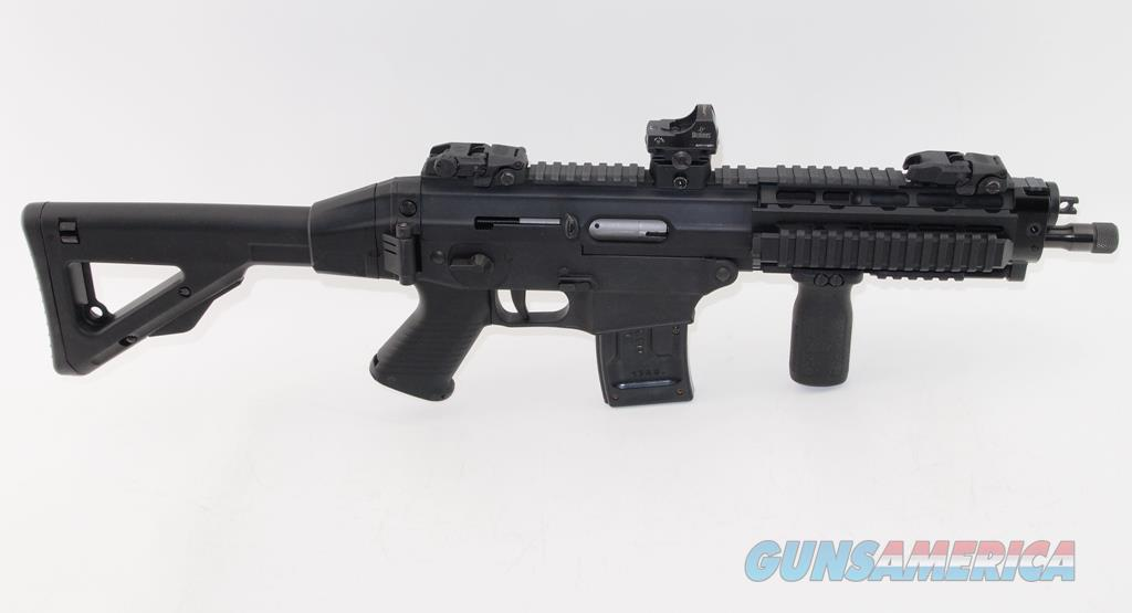 Sig 522 SBR .22 LR NFA WSoftCase  Guns > Rifles > Class 3 Rifles > Class 3 Any Other Weapon