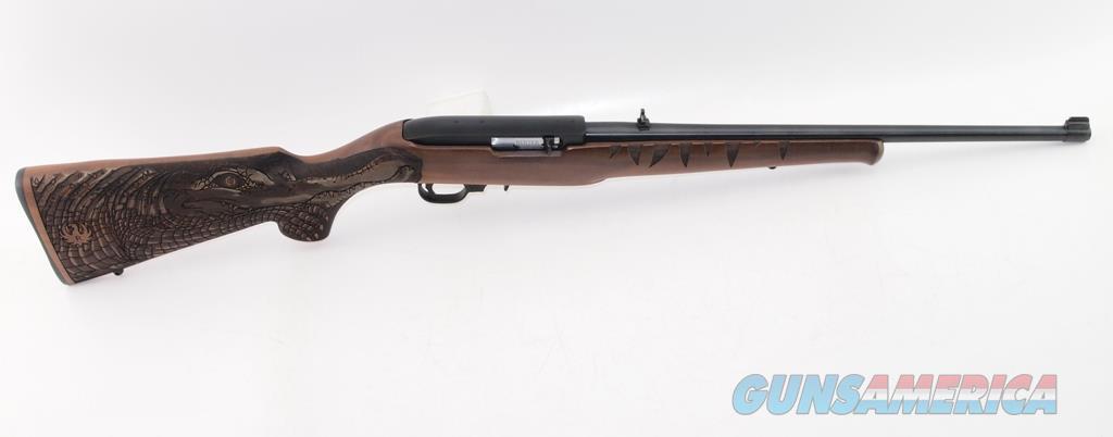 Ruger 10/22 Gator TALO .22 LR WBox  Guns > Rifles > Ruger Rifles > 10-22