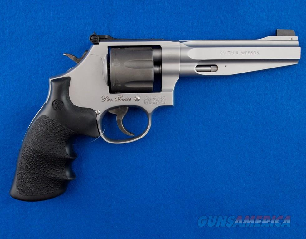 S&W 986 Pro Series, Performance Center, 9 mm, NIB  Guns > Pistols > Smith & Wesson Revolvers > Performance Center