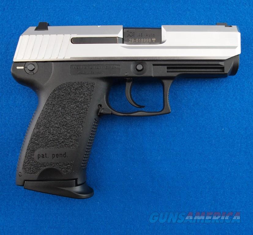 H&K USP Compact .45 ACP  Guns > Pistols > Heckler & Koch Pistols > Polymer Frame
