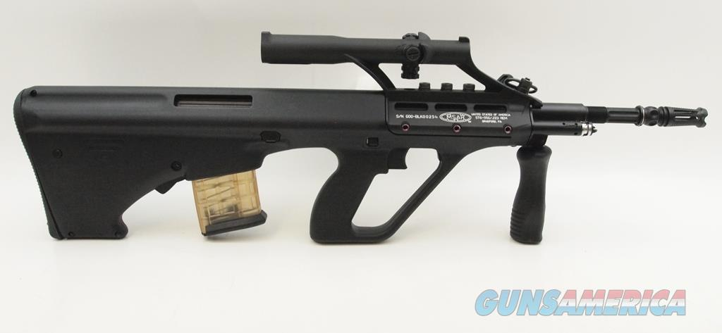 MSAR STG-556 Bull Pup Rifle WCase 5.56  Guns > Rifles > AR-15 Rifles - Small Manufacturers > Complete Rifle