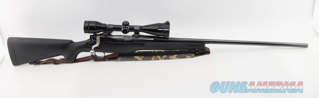 Enfield 1917 Custom .358 Norma Mag  Guns > Rifles > Enfield Rifle