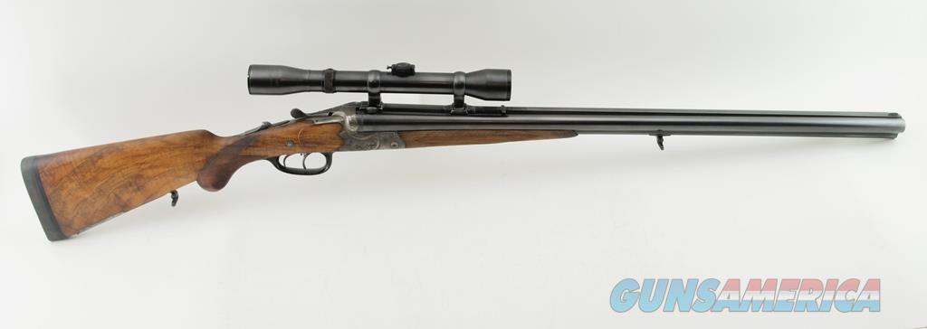 Kerner Drilling Made in Germany 16 GA - 8X57 JR WScope  Guns > Shotguns > Drilling & Combo Shotgun Rifle Combos