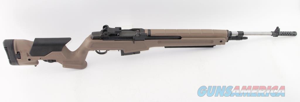 Springfield M1A Precision 6.5 CM NIB  Guns > Rifles > Springfield Armory Rifles > M1A/M14