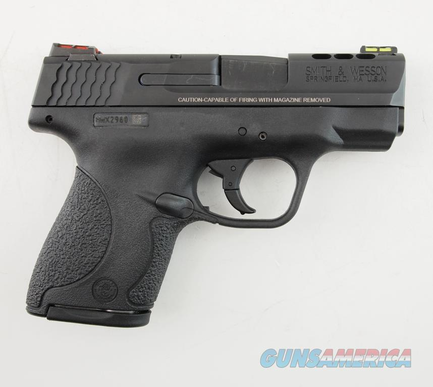 S&W M&P Shield Performance Center .40 S&W  Guns > Pistols > Smith & Wesson Pistols - Autos > Shield