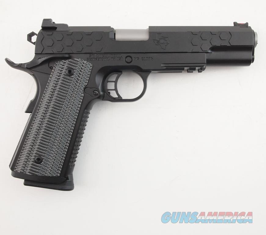 STI Hex-Tac 1911 .45 ACP NIB  Guns > Pistols > STI Pistols