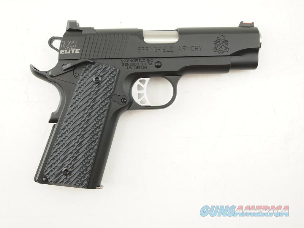 Springfield Armory Champion RO Elite 9MM WCase  Guns > Pistols > Springfield Armory Pistols > 1911 Type