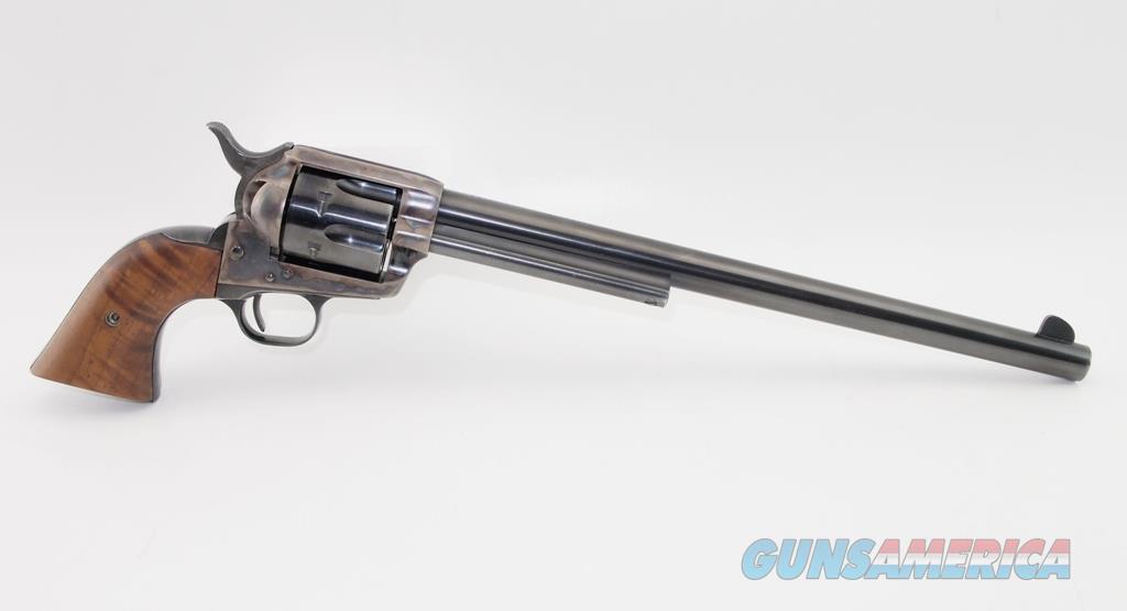 Colt SAA Buntline Special 2nd Gen MFG 1957 .45 LC  Guns > Pistols > Colt Single Action Revolvers - Modern (22 Cal.)