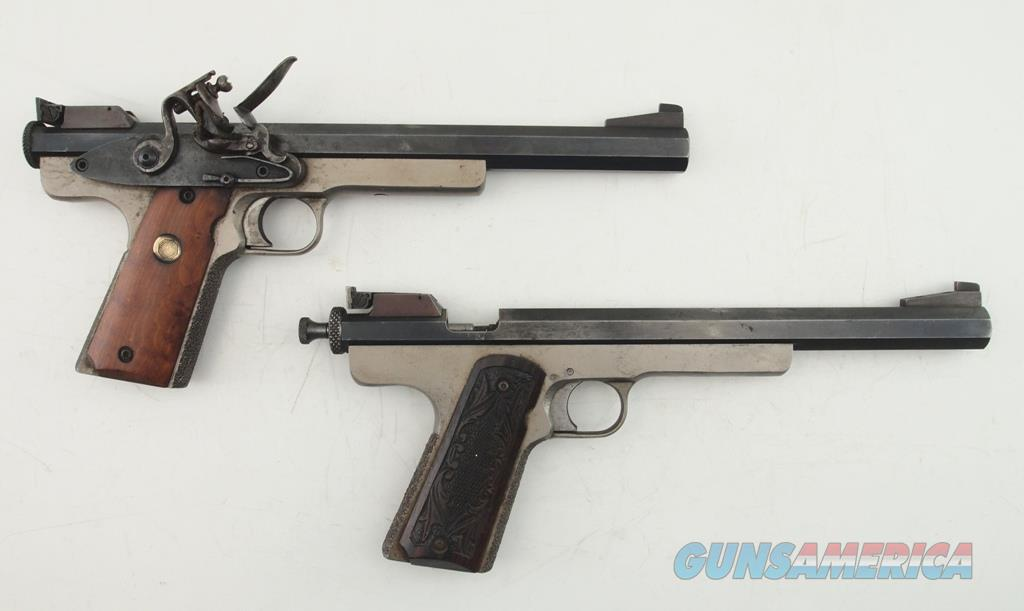 10-Ring Precision Inc. BP Target Pistols (Matched Pair) .45 Cal  Guns > Pistols > Muzzleloading Modern & Replica Pistols (flint)
