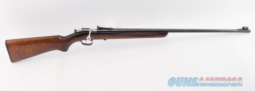 Winchester 68 .22 S - L - LR  Guns > Rifles > Winchester Rifles - Modern Bolt/Auto/Single > Single Shot