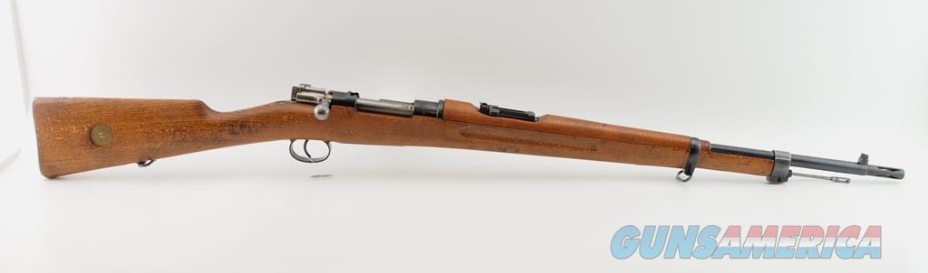 Carl Gustafs Mauser M38 MFG 1915 6.5X55  Guns > Rifles > Mauser Rifles > German