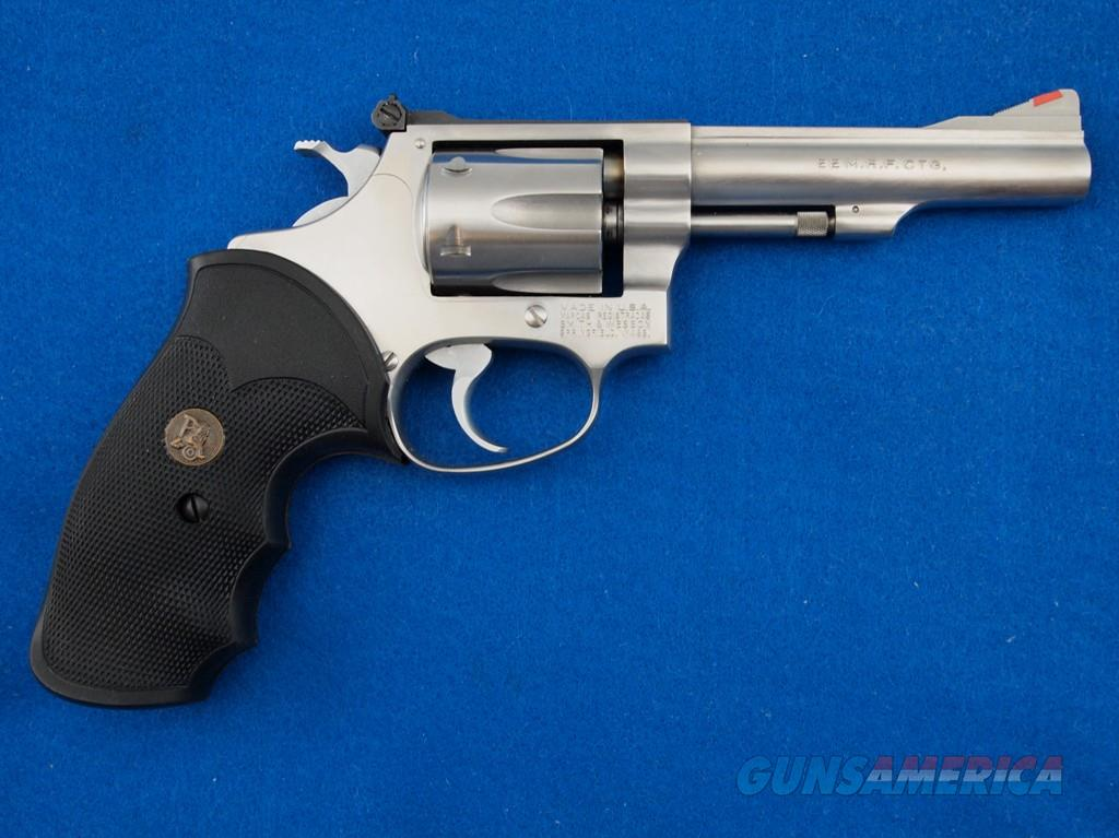 S&W 651-1 .22 MRF WBox  Guns > Pistols > Smith & Wesson Revolvers > Small Frame ( J )