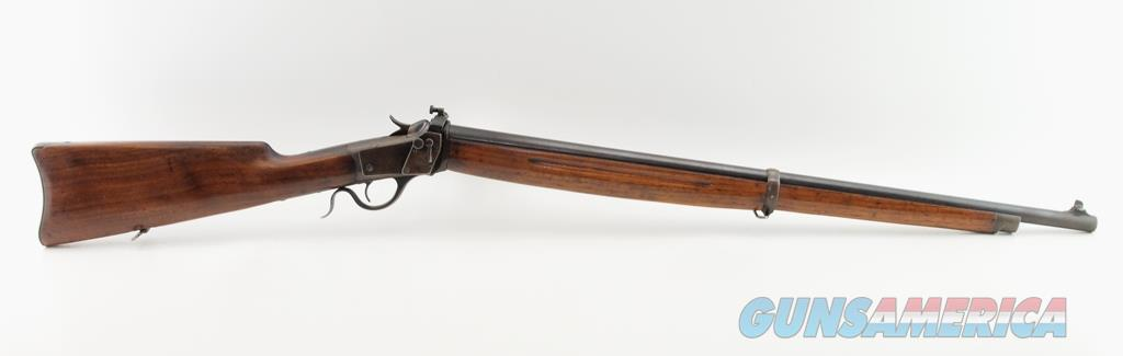 Winchester 1885 Low Wall Winder Musket US Marked .22 Short  Guns > Rifles > Winchester Rifles - Modern Lever > Other Lever > Pre-64
