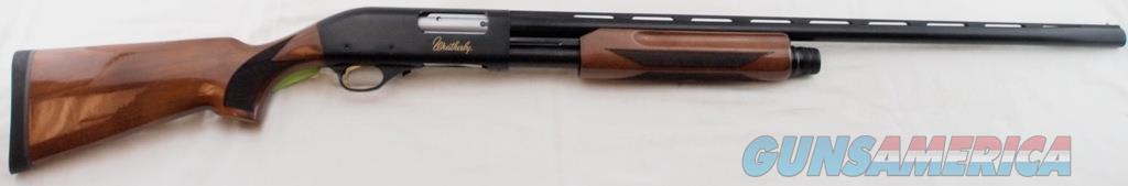"Weatherby PA-08, Upland, 12 GA 3"", NIB  Guns > Shotguns > Weatherby Shotguns > Pump"