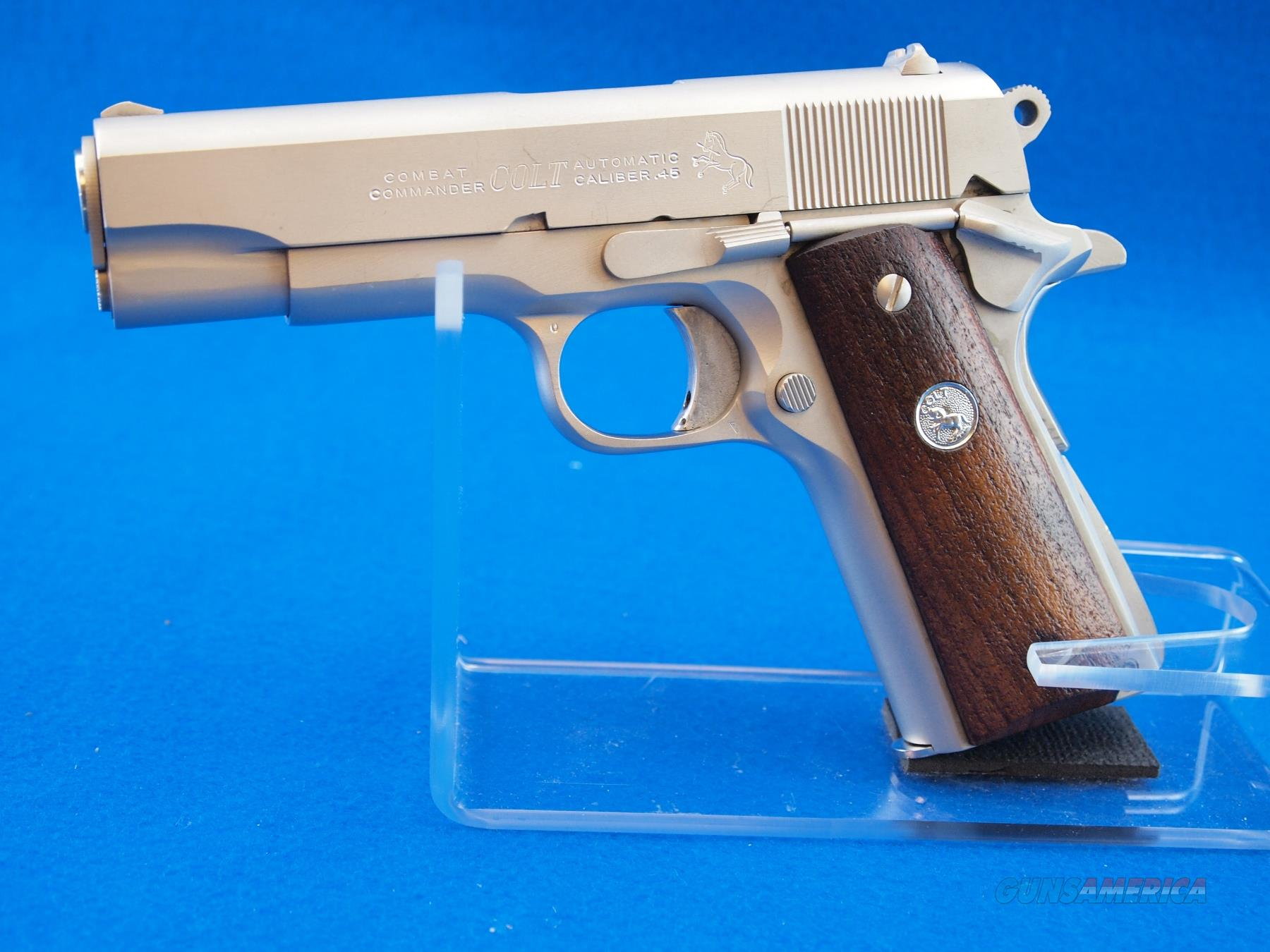 Colt Combat Commander .45 ACP for sale