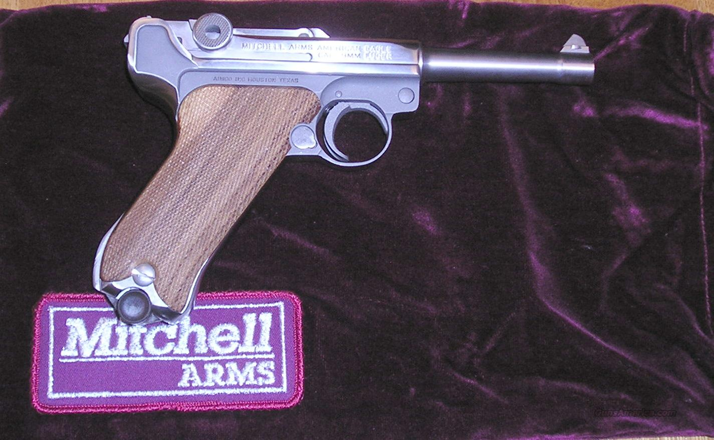 Mitchell Arms P-08  Guns > Pistols > Mitchell Arms Pistols