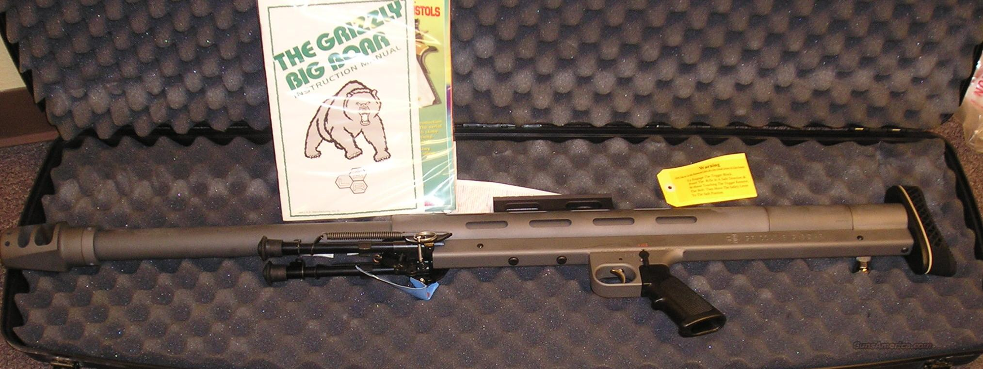 LAR Grizzly 50 BMG  Guns > Rifles > LAR/Grizzly Mfg. Co. Rifles