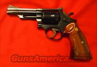 Smith & Wesson model 19-3 .357 MAG.  Guns > Pistols > Smith & Wesson Revolvers > Full Frame Revolver