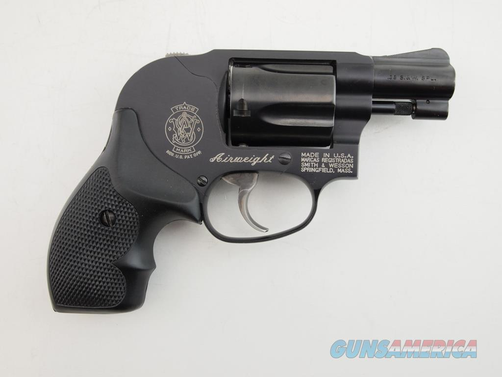 S&W 38-2 Airweight .38 SPL  Guns > Pistols > Smith & Wesson Revolvers > Small Frame ( J )