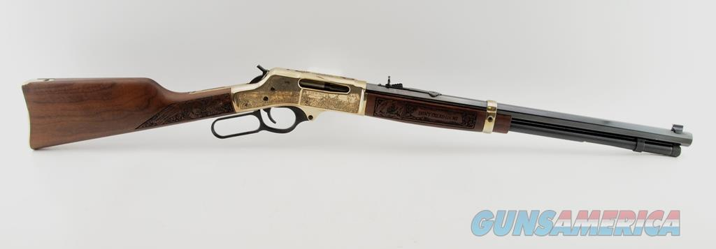 Henry H009B Custom Constitution Eagle Rifle 1 of 13 .30-30 WIN WBox  Guns > Rifles > Henry Rifle Company