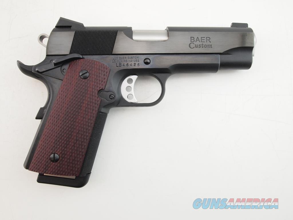 Les Baer Stinger .45 ACP Wbox  Guns > Pistols > Les Baer Pistols